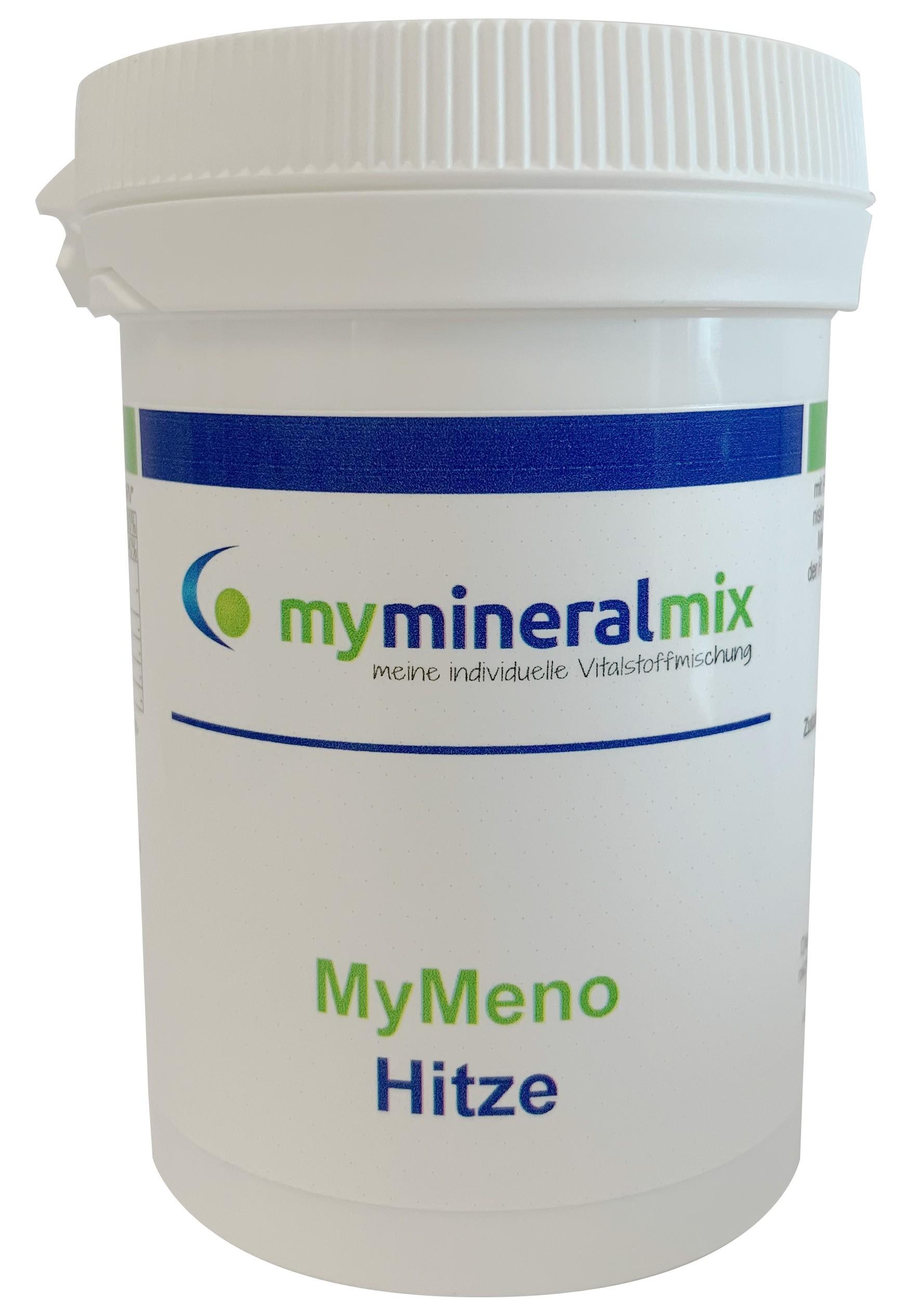 MyMeno Hitze